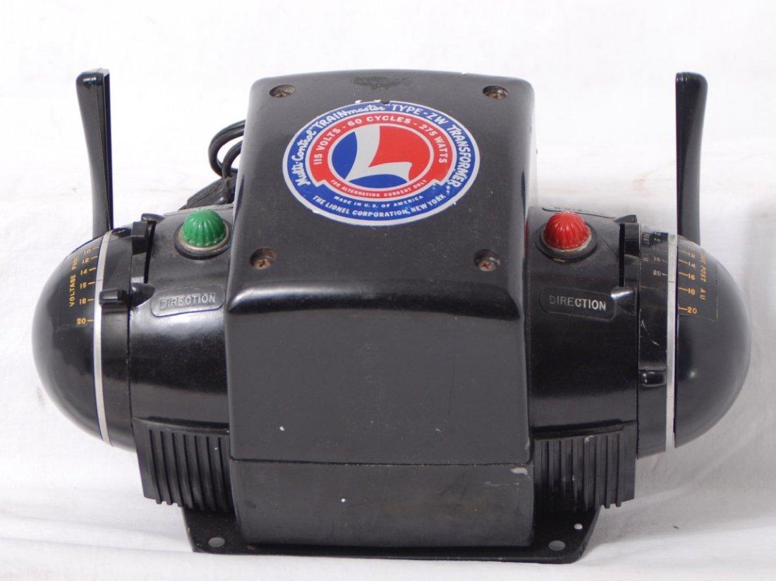 931: Lionel ZW 275 watts transformer