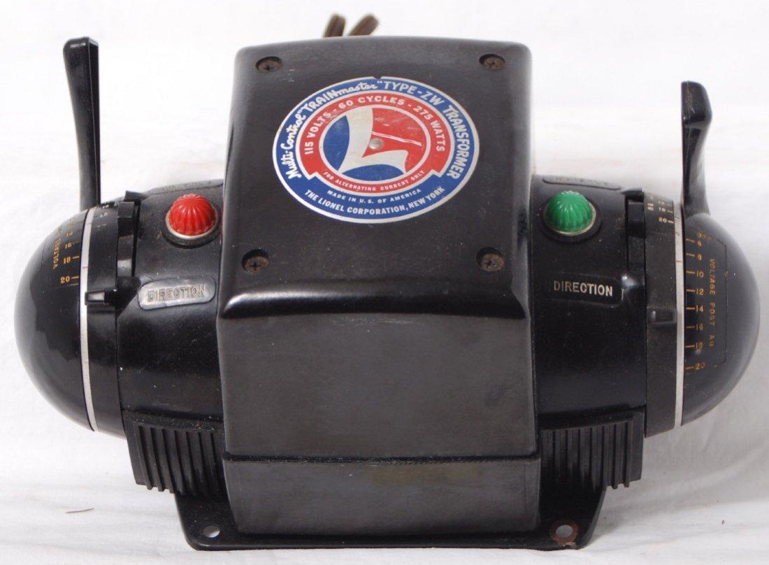 935: Lionel type ZW 275 watts transformer