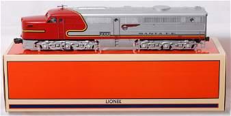 1291: Lionel Santa Fe 18952 Alco PA-1 with TMCC