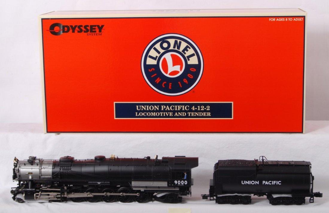 1303: Lionel Union Pacific 4-12-2 with TMCC