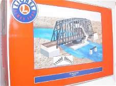3283 Lionel 24111 swing bridge OB