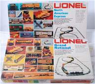 568 Lionel 1460 and 1560 diesel freight starter sets s