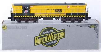 571: Lionel 8056 C&NW Fairbanks Morse Trainmaster in OB