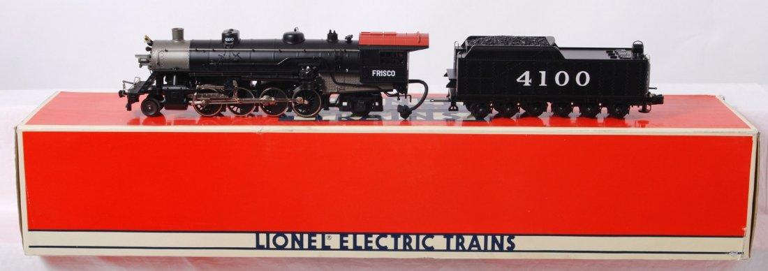 801: Lionel 18039 Frisco 2-8-2 Mikado