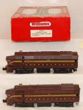 Williams Pennsylvania Sharknose A-A Set