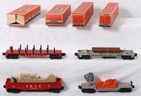 Lionel 3620, 3444, 3361, 6511 In OB