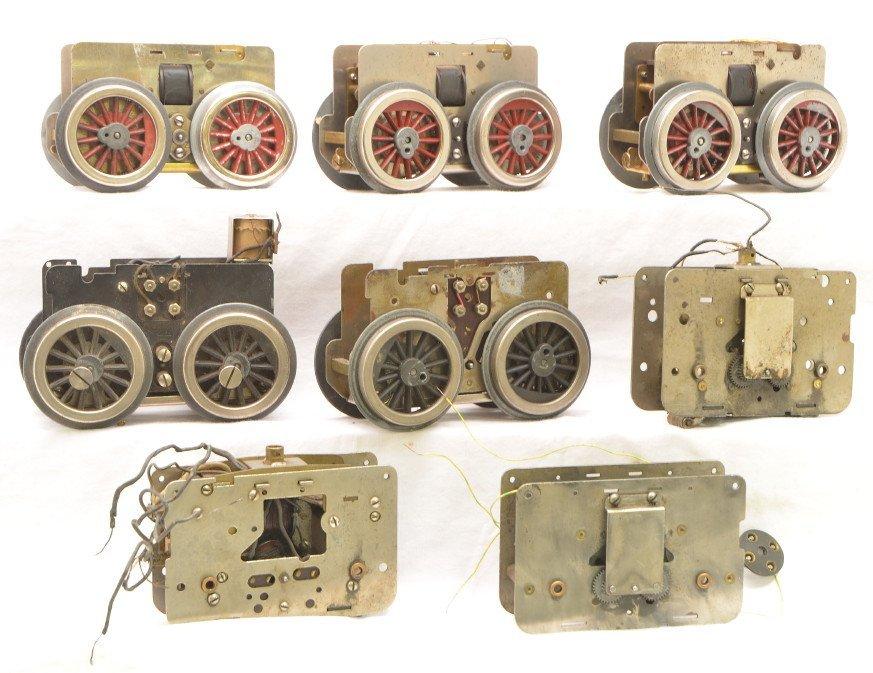 301: Lionel Prewar Eight Standard Gauge Motors