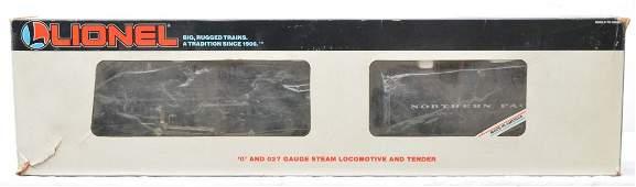 386: Lionel 18609 Northern Pacific Loco Tender LN OB