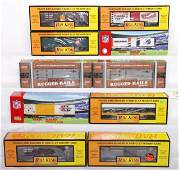 378 10 Railking freight cars 78025 74319 74155 etc