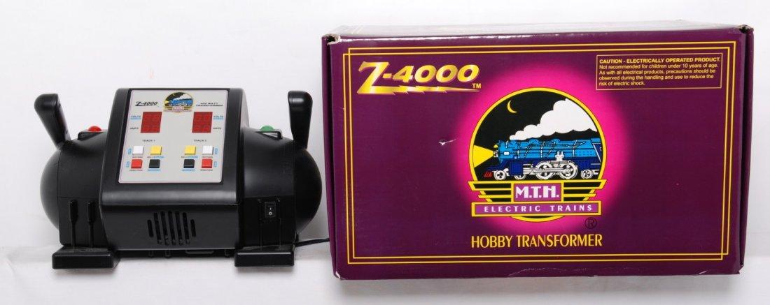 426: MTH Z4000 transformer