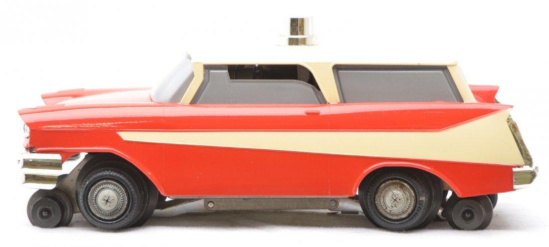 5: Lionel 68 Executive Inspection Car