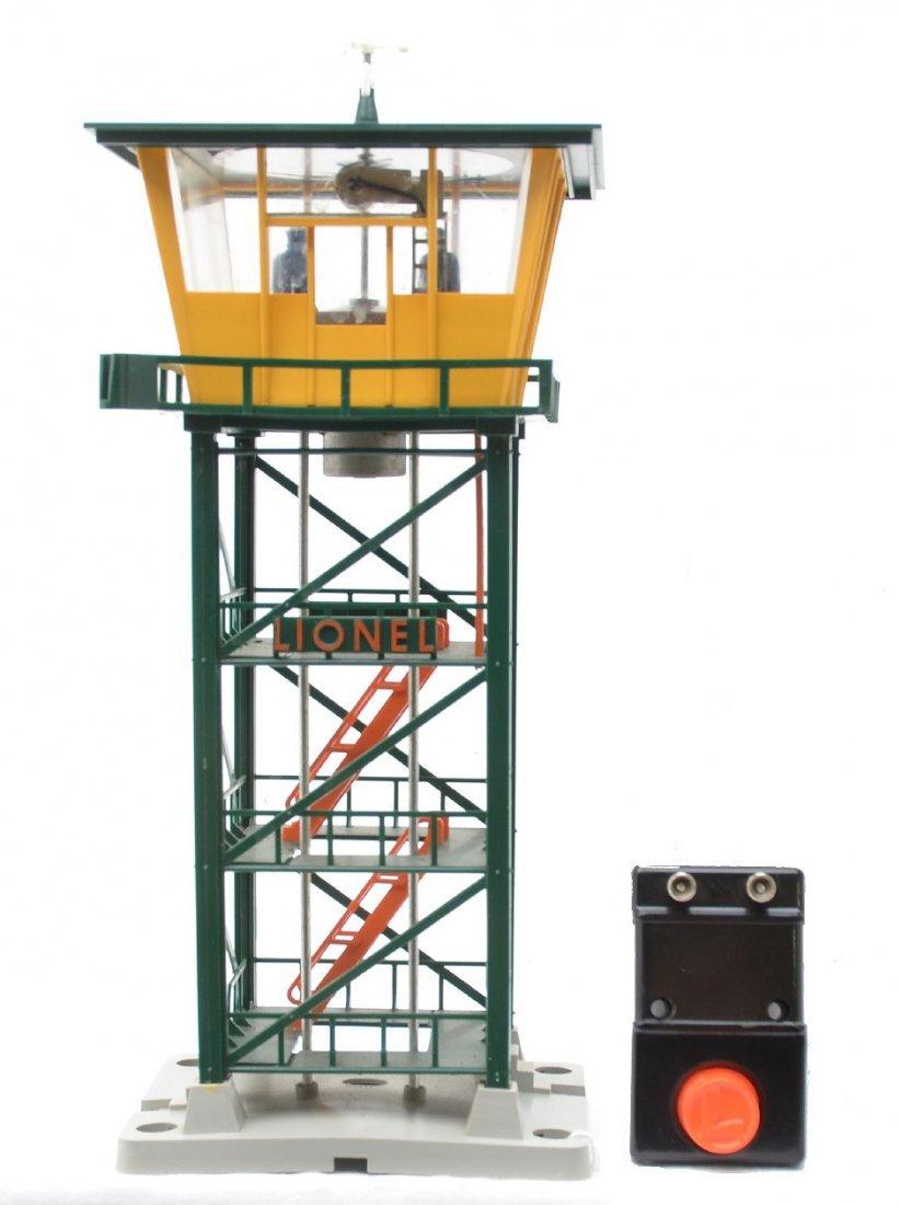 6: Lionel Postwar 192 Control Tower