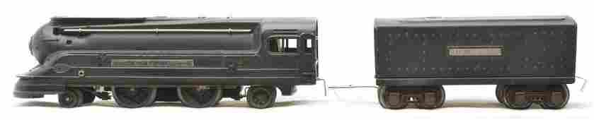 280: Lionel Prewar 1688 Steam Loco 1689T Tender