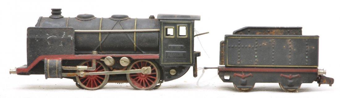 559: Marklin OO/HO R700 Steam Loco w/Tender
