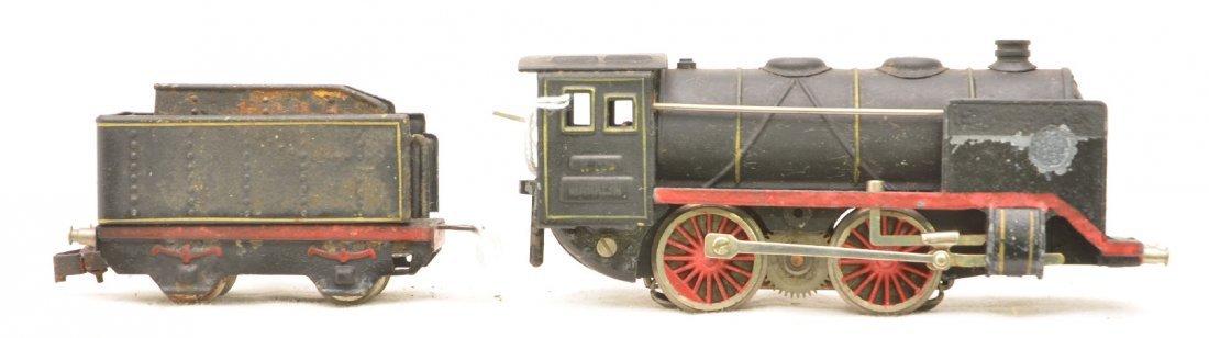 559: Marklin OO/HO R700 Steam Loco w/Tender - 2