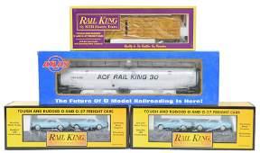 698 RK MTH two 307617 MT7104 Atlas Tank OBs