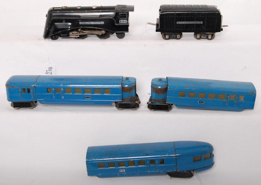 807: Lionel 6510E: 265E, 265T, 617, 618, 619 M. Blue