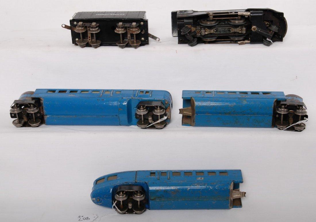 807: Lionel 6510E: 265E, 265T, 617, 618, 619 M. Blue - 3