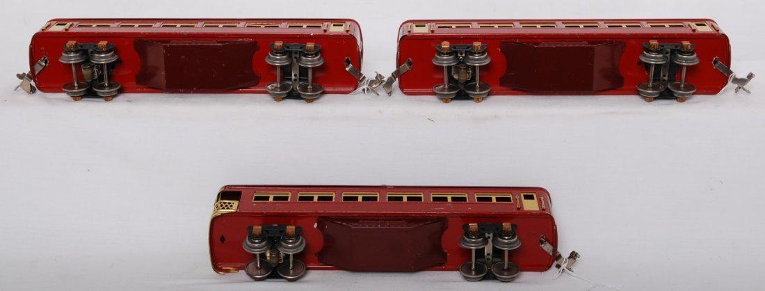821: Lionel Lionel 1685, 1685, 1687 passenger cars w/go - 3