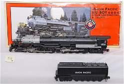 523: Lionel 28029 Union Pacific Big Boy