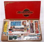 771 Lionel 1867 Milwaukee Limited diesel freight set