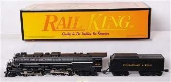 2 MTH RailKing No 201117LP CO Allegheny 2666