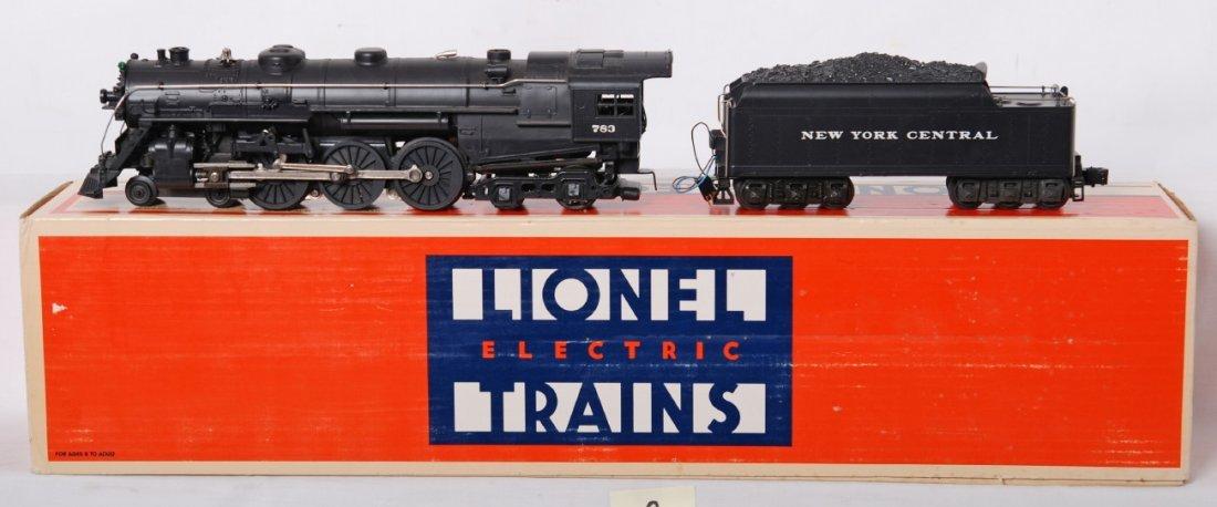 9: Lionel 8406 New York Central Hudson
