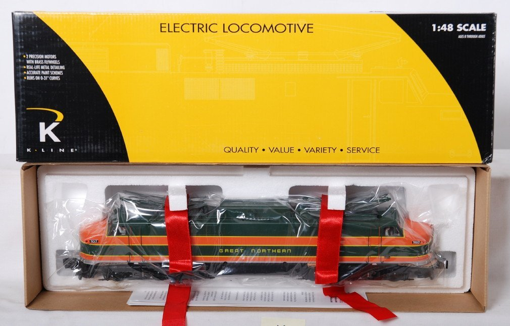 16: K Line Great Northern EP-5 electric loco