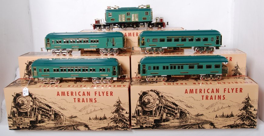115: Lionel Corp / American Flyer Presidential set