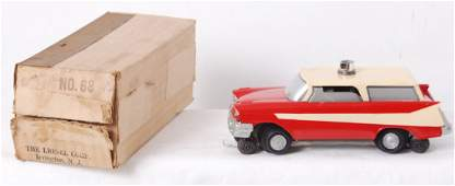 482: Lionel 68 executive inspection car in original box