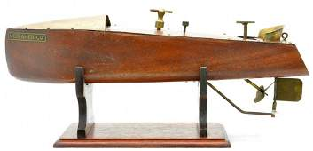 513: Mengel Playthings Gar Woods Miss America Boat