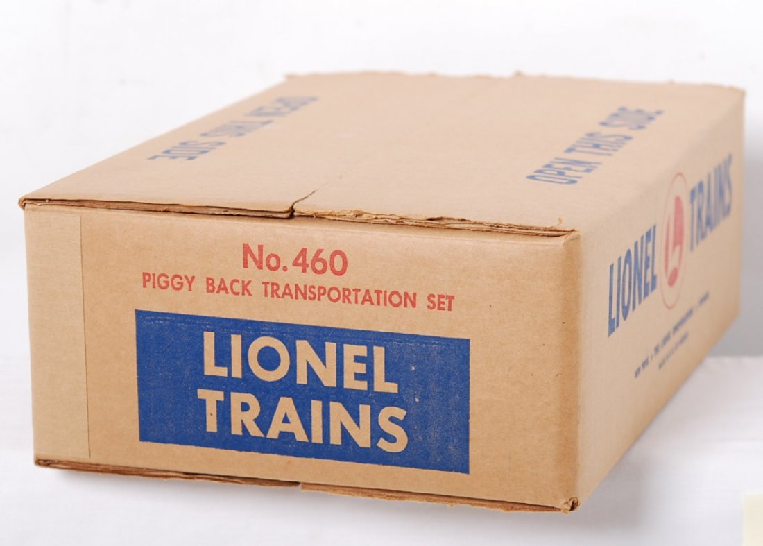 816: Factory sealed Lionel 460 C10+, yes itÕs that good