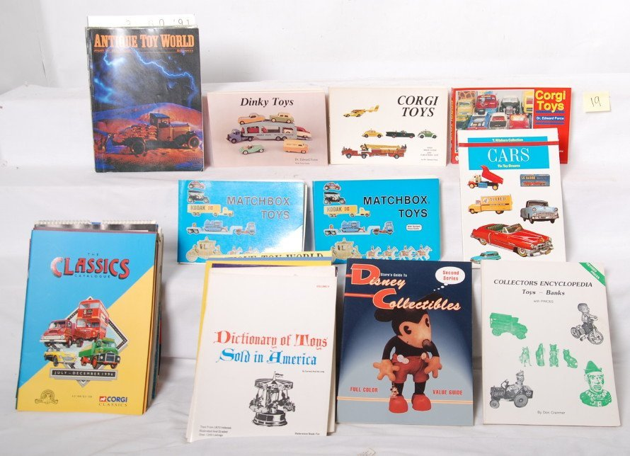20019: Diecast and pressed steel car and truck price gu