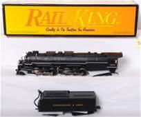 20507 MTH RailKing No 201117LP CO Allegheny 2666