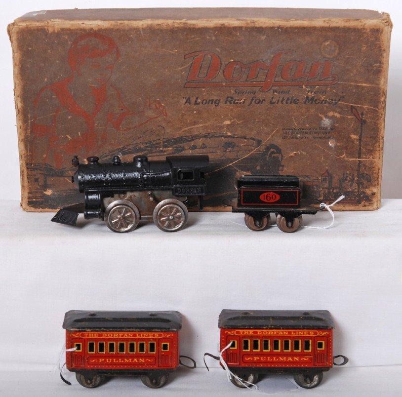 806: Dorfan Spring Wind Train, Long Run for Little Mone