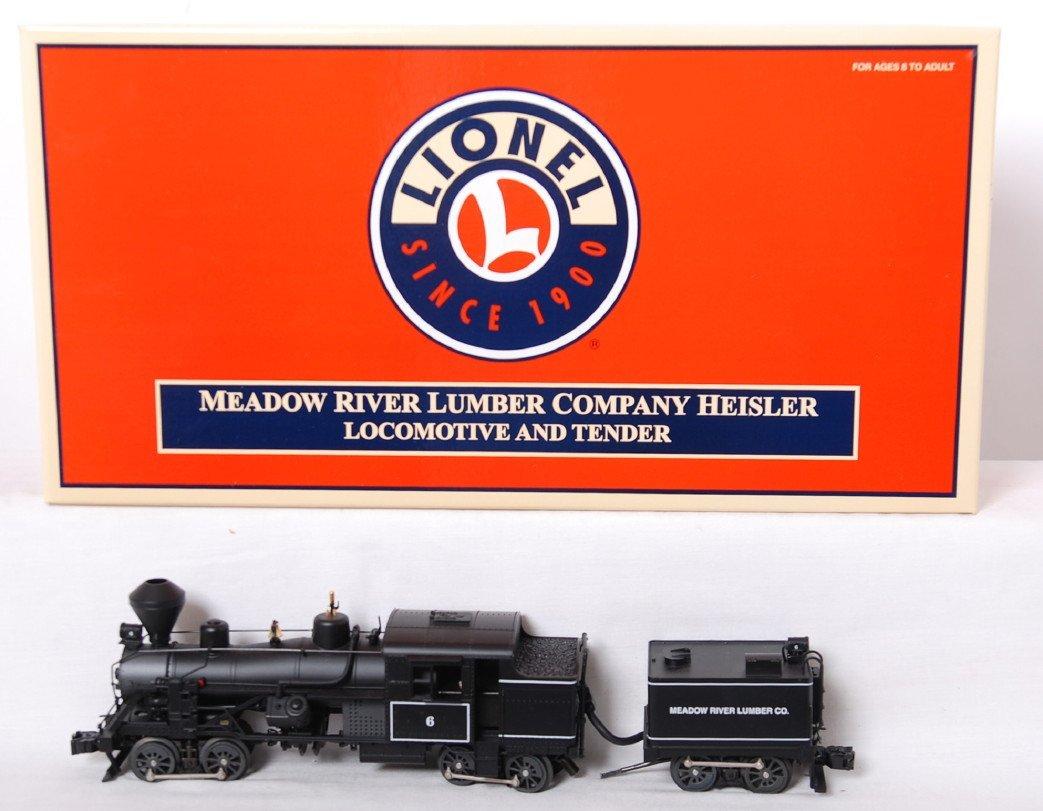 1039: Lionel 38027 Meadow River Lumber Heisler