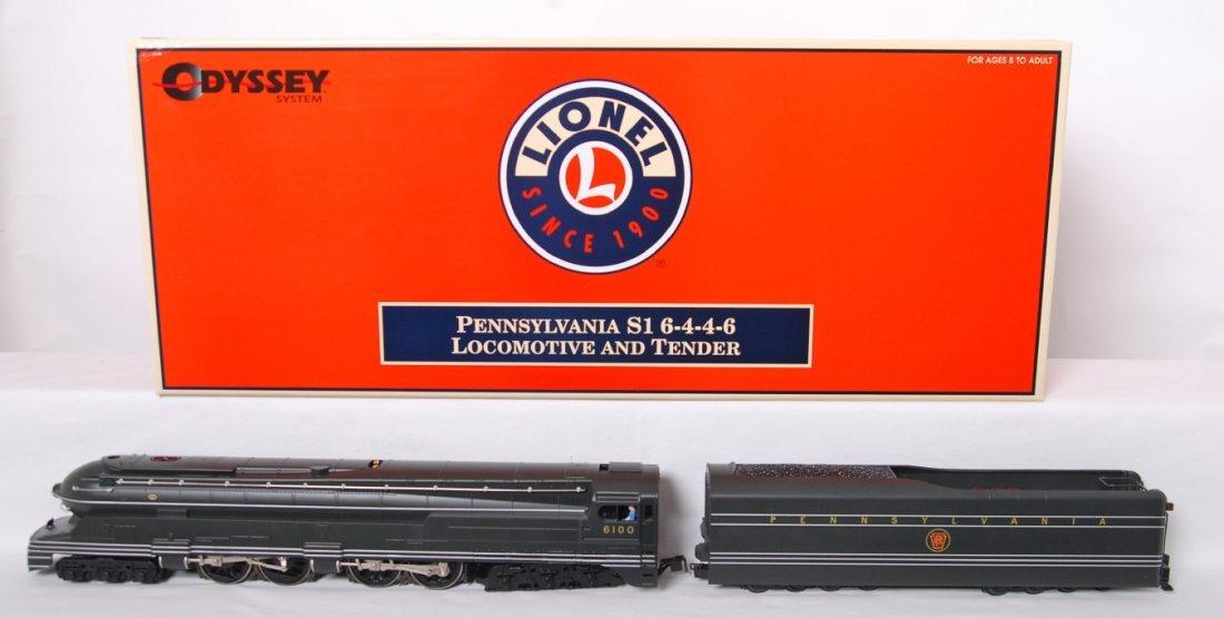 1210: Lionel Pennsylvania 6-4-4-6 S1 38024