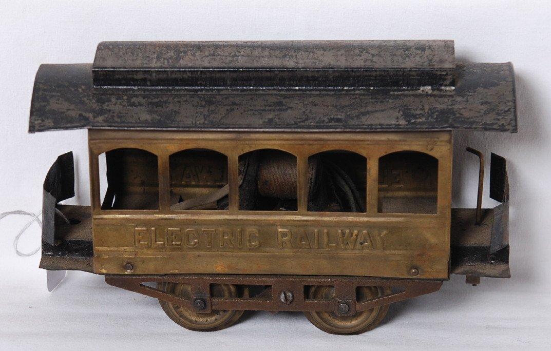 1240: Carlisle & Finch 42 1903 Electric Railway trolley
