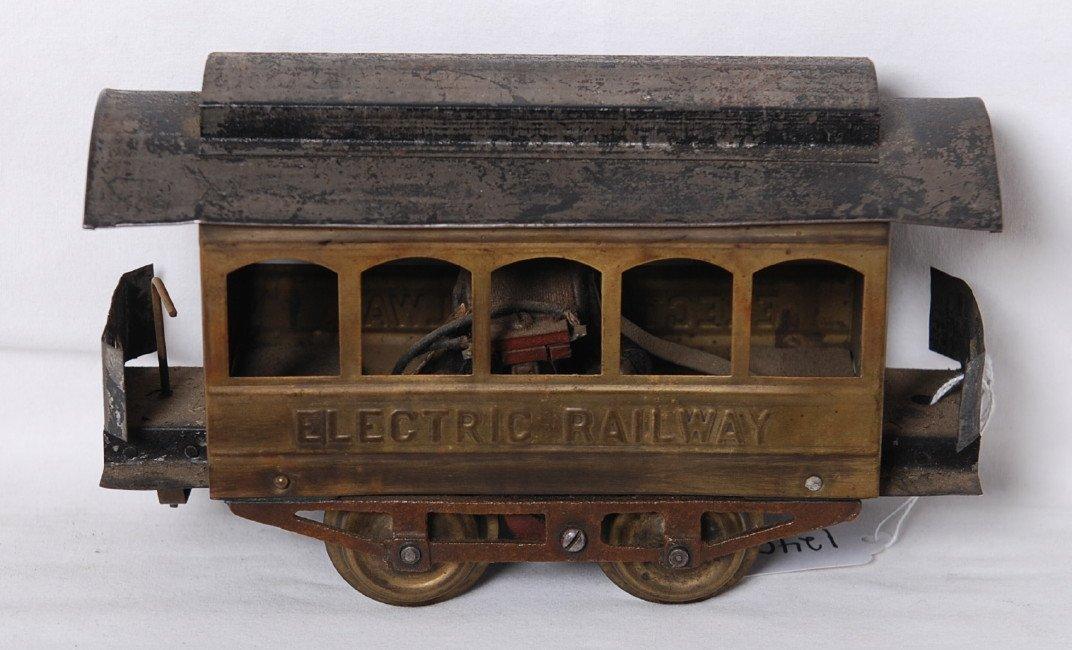 1240: Carlisle & Finch 42 1903 Electric Railway trolley - 2