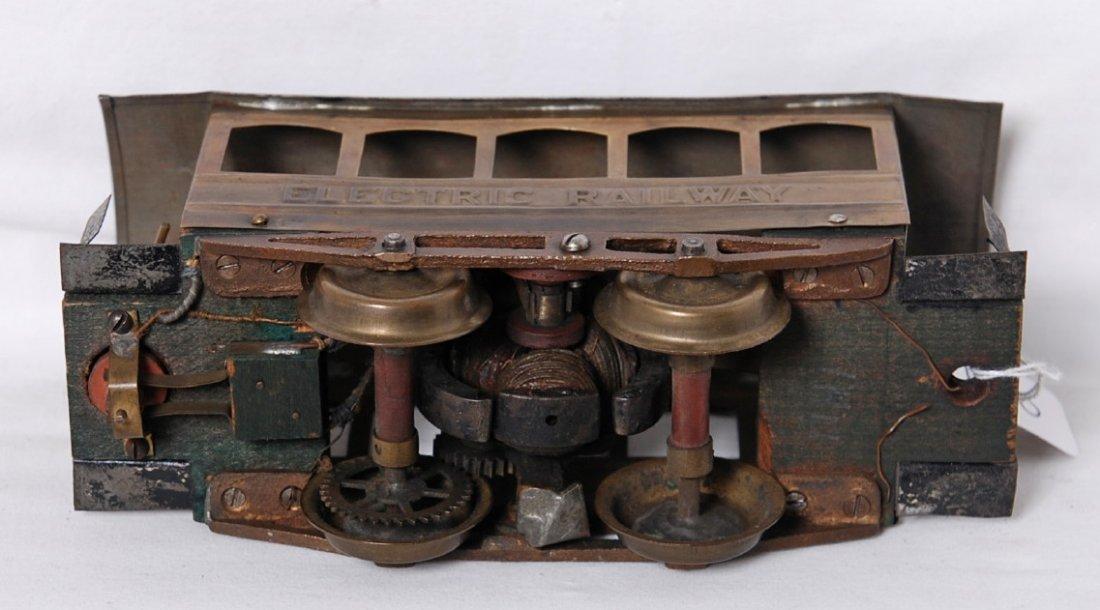 1240: Carlisle & Finch 42 1903 Electric Railway trolley - 3