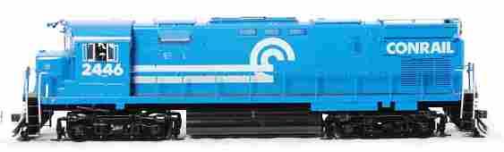 1324: Ajin brass Conrail Alco C-425 loco
