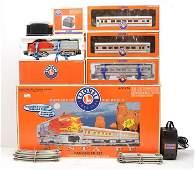 Lionel 21974 Santa Fe Passenger Set LN OB
