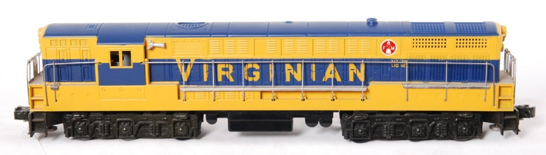 Williams Reproductions Lionel 2331 Virginian FM Trainma