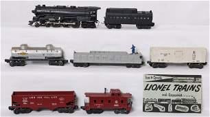 Lionel 2055, 3562, 6465, 6357, etc