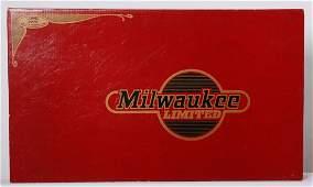 Lionel 1867 Milwaukee Limited diesel freight