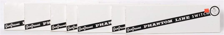 7 GarGraves Phantom switches