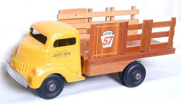 4: Smith-Miller Smitty Toys Heinz 57 truck