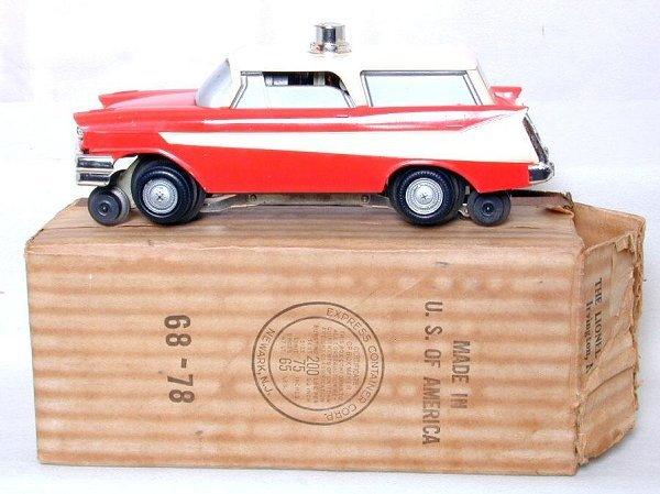 5: Lionel 68 executive inspection car, OB