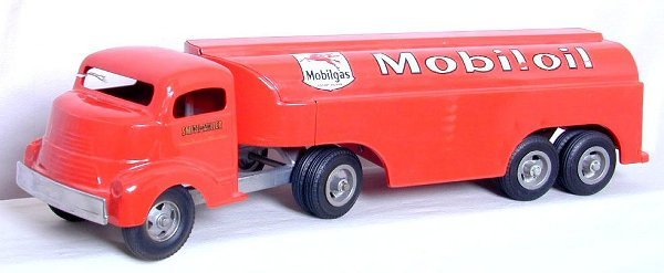 7: Smith Miller Mobile Oil truck