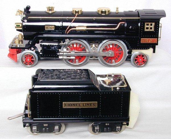 21: Lionel Classics SG 13100 black 390E loco